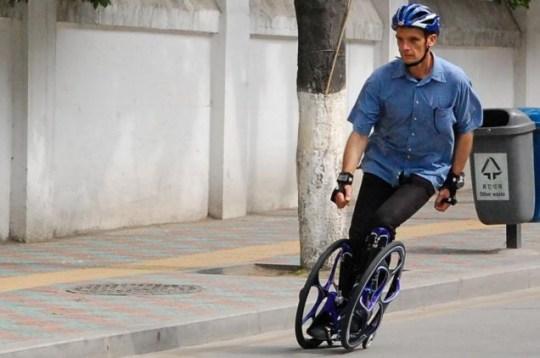 Chariot-Skates, Michael Jenkins