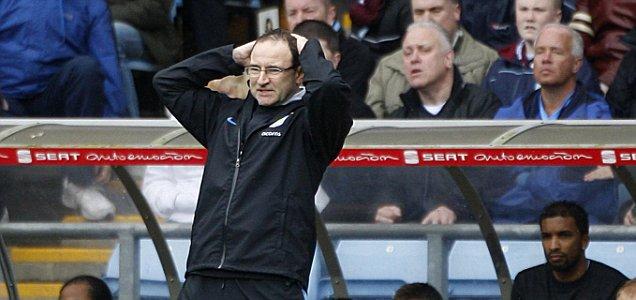 Villan of the piece? Has Martin O'Neill resigned as manager of Aston Villa?