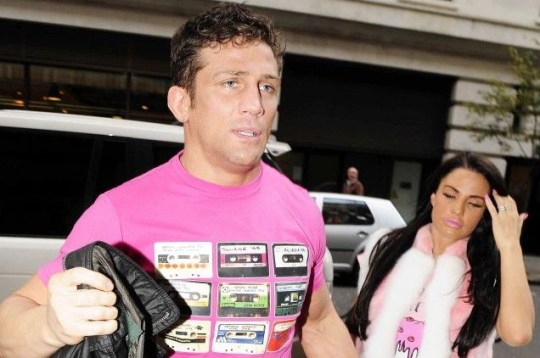 Katie Price and Alex Reid have certainly had an 'exciting' relationship so far...