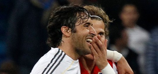 Anfield-bound: Could Real Madrid's record goalscorer Raul be heading to Liverpool this summer?