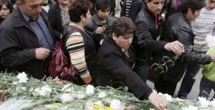 Russians are still mourning the victims of Moscow's bombing
