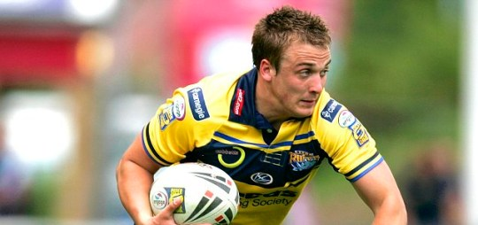 Homecoming king: Lee Smith could make an immediate impact on his return to Leeds Rhinos