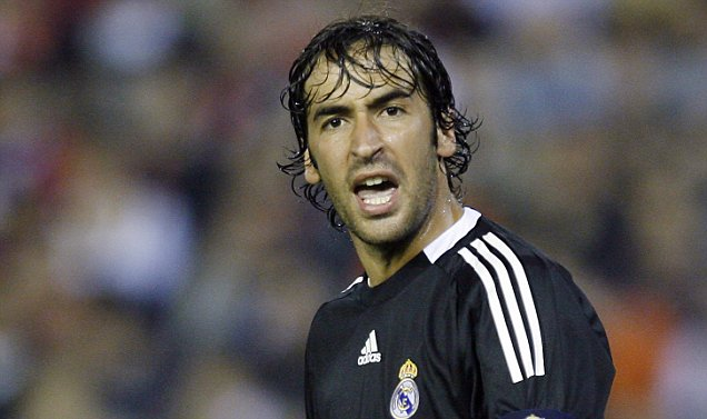 A legend leaving? Real Madrid's Raul is being linked with a move to Liverpool
