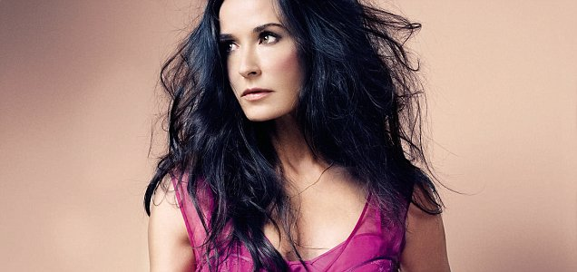Demi Moore says being in control of her weight never made her happy