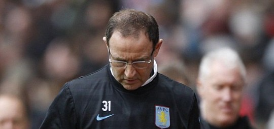 Aston Villa manager Martin O'Neill dismissed rumours he is set to quit
