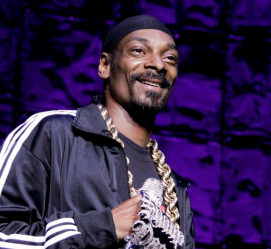 Snoop Dogg will be performing at this year's Glastonbury festival