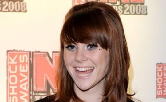 Kate Nash arrives for the Shockwaves NME Awards