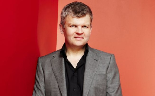 Picture shows: Adrian Chiles  TX: BBC One