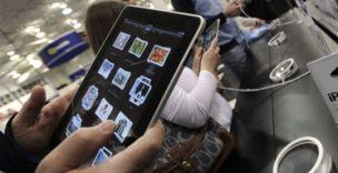 Apple's iPad: no longer banned in Israel