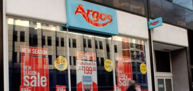 Argos are among the high street stores that have been ordered to pay at least £20m in compensation. Picture: PA
