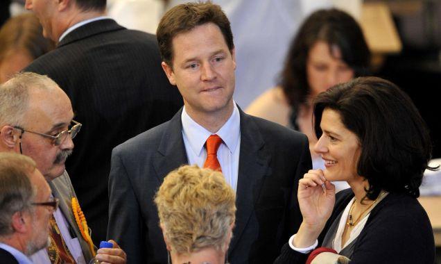 Liberal Democrats leader Nick Clegg