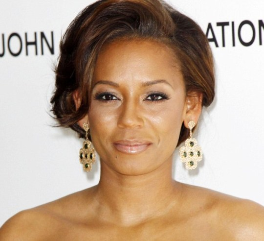 Mel B is said to be patching things up with ex-lover Eddie Murphy