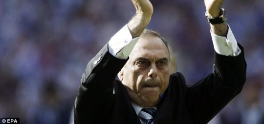 Avram Grant is the leading candidate to replace Gianfranco Zola at West Ham