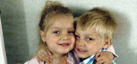 Four-year-old twins Vixen and Billy Francis are missing after their alcoholic mother snatched them from social workers in Lincolnshire (Picture: PA)