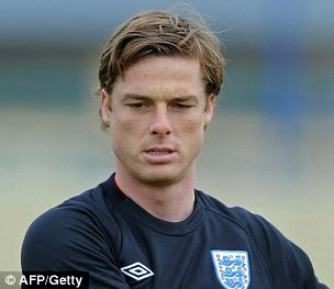 England World Cup hopeful: Scott Parker