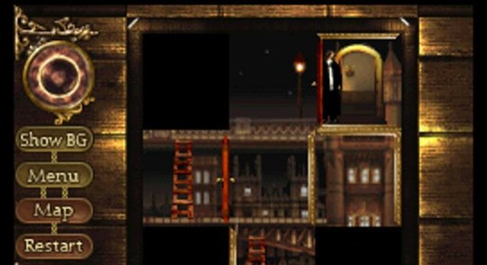 Rooms: The Main Building (DS): There's certainly room for improvement here