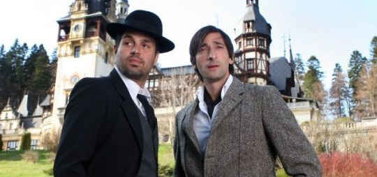The Brothers Bloom: Mark Ruffalo and Adrien Brody