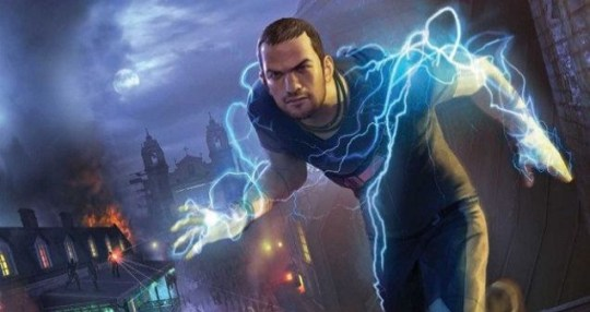 Infamous 2 Confirmed For Ps3 Metro News