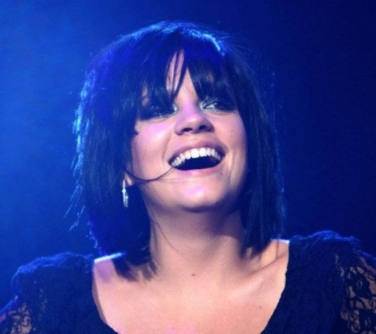 Lilly Allen: Not a fan of the Spice Girls or S Club 7 (Photo: PA)