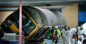 John Knights is still angry over the Potters Bar train crash
