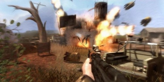 Far Cry 2 - what do you want from a sequel?