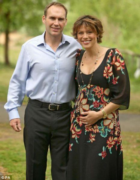 Kate Silverton pregnant