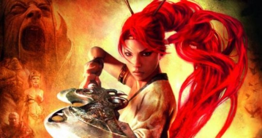 Heavenly Sword - back by (relatively) popular demand?