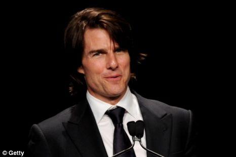Tom Cruise Glee