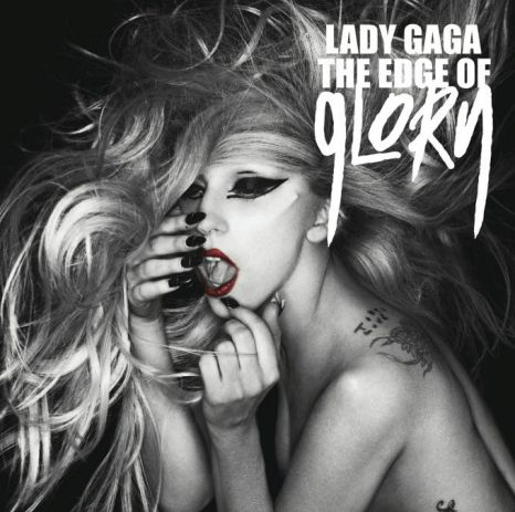 Lady Gaga naked, The Edge Of Glory