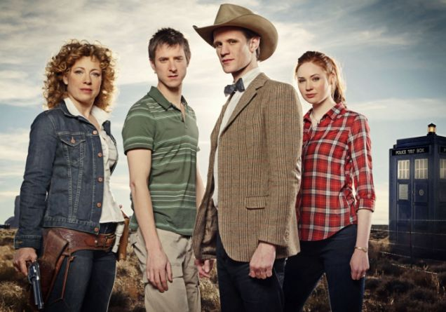 Doctor Who: It's Thanksgiving – time to look at Doctor's adventures in the USA