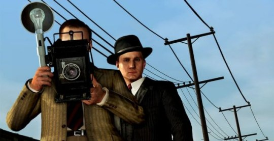 L.A. Noire: can you solve the mystery of what this Rockstar Pass thing is?