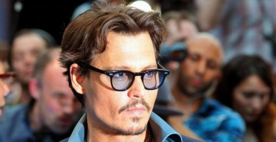 Johnny Depp Cannes Jack Sparrow inspired by skunk Pepe Le Pew from Warner Brothers cartoons On Stranger Tides fourth film