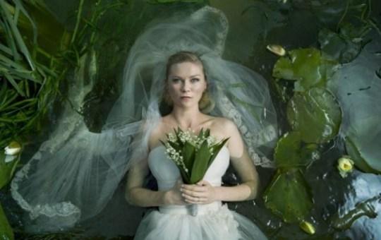 Kirsten Dunst, Melancholia, Cannes Film Festival 2011