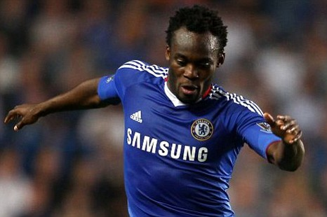 Michael Essien has been linked with a move to AC Milan in the summer