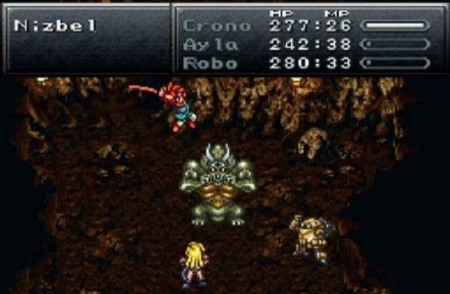 Chrono Trigger (Wii) – Best. RPG. Ever.