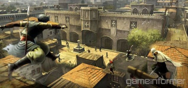 Assassin's Creed: Revelations - all Rome leads to Rhodes
