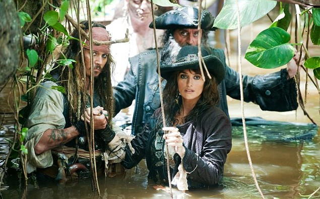 Pirates Of The Caribbean: On Stranger Tides UK box office