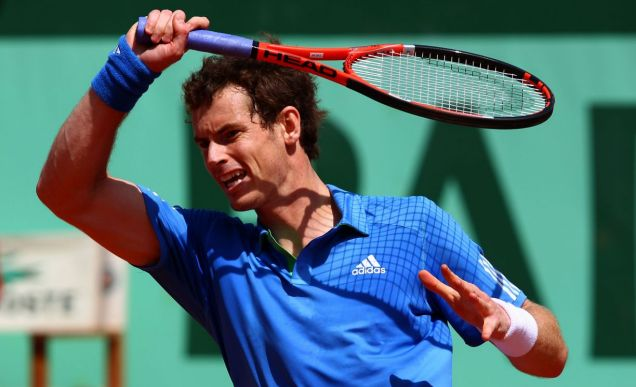Andy Murray, Roland Garros, French Open
