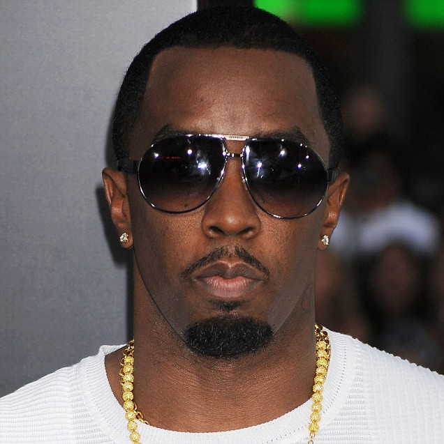 Rapper P Diddy announced that he has changed his name to Swag - but for one week only (Picture: Big Pictures)
