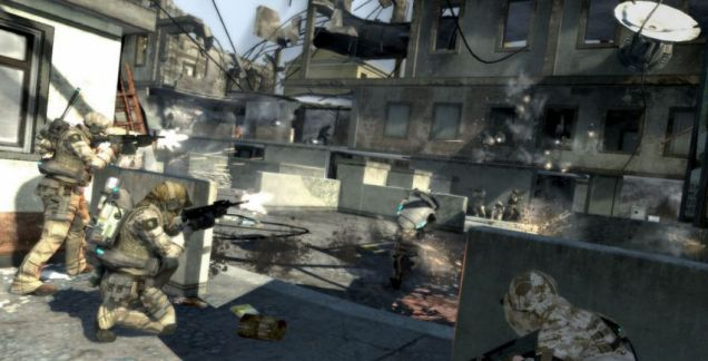 Ghost Recon Online - free fire zone