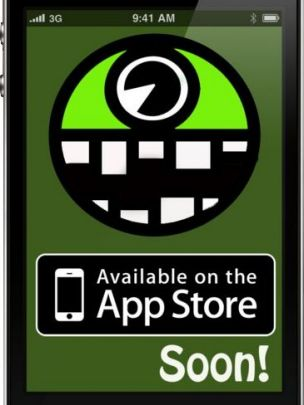 The Spud Run game should be available in the App Store next week