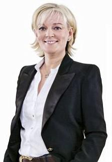 Venture Candy judge Jo Malone