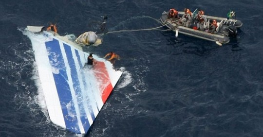 The Air France jet stalled and plunged into sea in less than four minutes