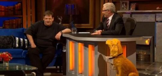 Jonny Vegas on Paul O'Grady show