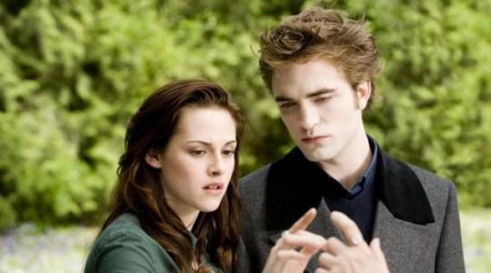 Robert Pattinson, Kristen Stewart, Twilight Saga