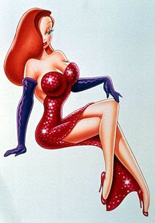 Jessica Rabbit 1988 film 'Who Framed Roger Rabbit?'