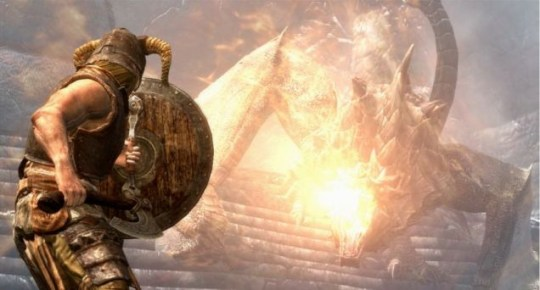 The Elder Scrolls V: Skyrim  - the most anticipated game of the year?