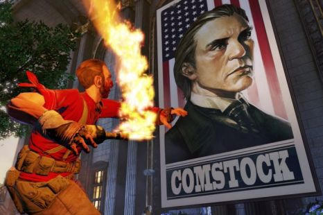 BioShock Infinite: likely to be the best game that deconstructs notions of American exceptionalism released next year
