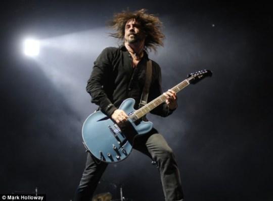 Foo Fighters IOW