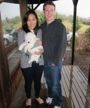 Mark Zuckerberg engaged